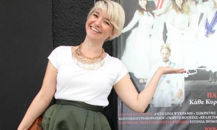 Νάντια Κοντογεώργη: «Ψυχαγωγούμαι με το να βλέπω ταινίες, να είμαι στη θέση του θεατή»