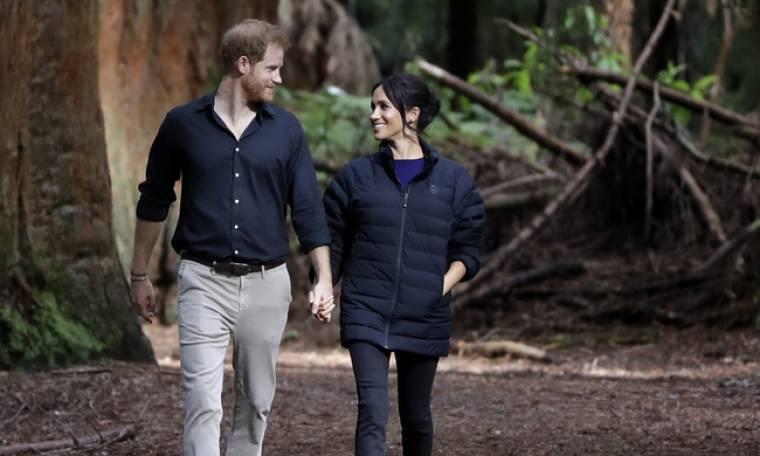 Ο πρίγκιπας Harry μόλις έβγαλε την Meghan Markle την καλύτερη φωτογραφία της