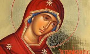 Oι θαυματουργές εικόνες της Παναγίας στο Άγιο Όρος
