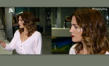 Μαίρη Συνατσάκη: Παραδέχθηκε τη σχέση της με τον Αιμιλιανό Σταματάκη on camera