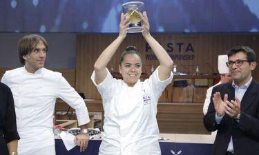 Αυτή είναι η μεγάλη νικήτρια του 7ου Pasta World Championship!