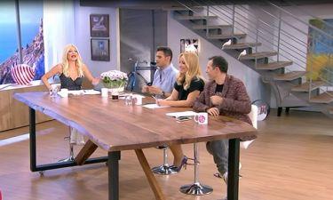 Γεννητούρια στο Πρωινό! Η ανακοίνωση της Φαίης Σκορδά on air