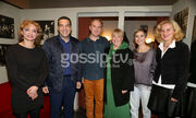 Θεατρική βραδιά για τον Αλέξη Τσίπρα και την Περιστέρα Μπαζιάνα