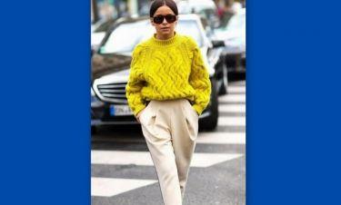 Υπάρχουν άπειροι τρόποι να φορέσεις το πουλόβερ σου και φέτος θα τους δοκιμάσεις όλους