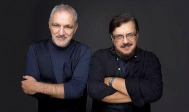Λαυρέντης Μαχαιρίτσας - Νίκος Πορτοκάλογλου: Συναντιούνται για πρώτη φορά στην ίδια σκηνή