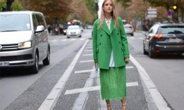 Όλες οι αποχρώσεις του πράσινου που θα φορέσεις αυτό τον χειμώνα