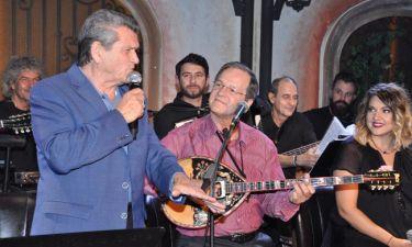 Γιώργος Μαργαρίτης: Πήγε να διασκεδάσει και είπε και ένα τραγουδάκι