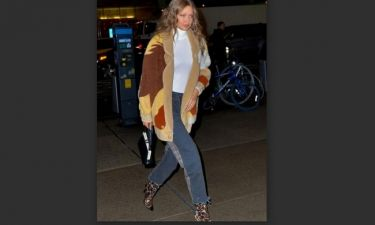 Το super trendy outfit της Gigi Hadid