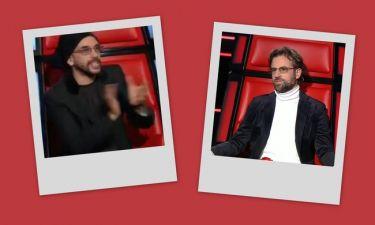 The Voice: Η «μπηχτή» του Μουζουράκη στον Μαραβέγια για τη Σωτηροπούλου!