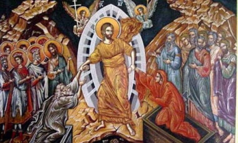 Χωρίς την Ανάσταση, όλα θα ήταν μάταια και θα είχαν καταρρεύσει