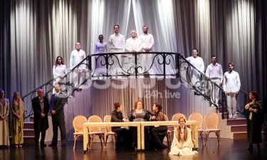 Πρεμιέρα της παράστασης «Λωξάνδρα»
