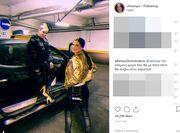 Το σχόλιο του Τανιμανίδη στην κοινή φωτογραφία Μπόμπα – Οικονομάκου και η απάντηση της ηθοποιού