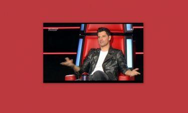 The Voice: Αποκάλυψη Ρουβά: «Αυτό είναι το αγαπημένο τραγούδι της γυναίκας μου»