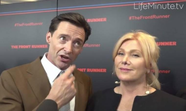 The Front Runner: Πρεμιέρα για τον Hugh Jackman - Όλα όσα είπε για τον ρόλο του