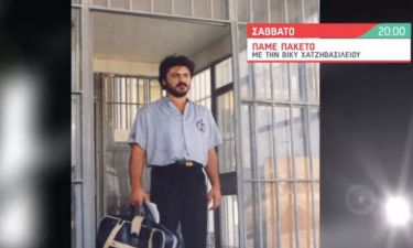 Ο Διονύσης Ξανθός στο Πάμε Πακέτο - Δεν έχει δώσει ποτέ τηλεοπτική συνέντευξη!
