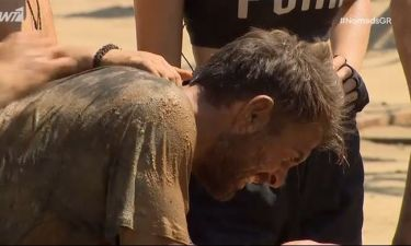 Nomads 2: Ο τραυματισμός του Στέλιου Χανταμπάκη: «Πονάω, πονάω...»