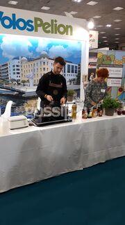 Τιμολέων Διαμαντής: Ο νικητής του Master Chef από το στρατόπεδο σε έκθεση στη Θεσσαλονίκη