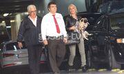 Ελένη Μενεγάκη: Ευδιάθετη στο λιμάνι της Ραφήνας με τα παιδιά της!