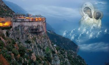 Eρημίτης ετών… 11 στο Άγιο Όρος...