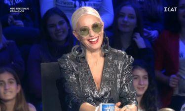 Αυτός είναι ο λόγος που θα δείτε απόψε την Μπακοδήμου με γυαλιά στο «Ελλάδα έχεις ταλέντο»