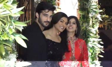 Η Sushmita Sen μίλησε επιτέλους για τον γάμο της με τον Rohman Shawl, ανεβάζοντας αυτό το βίντεο!