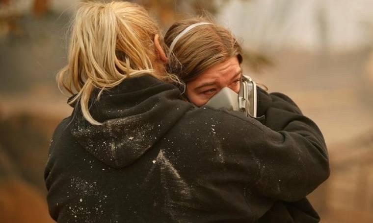 Kim Kardashian, Miley Cyrus, Gerard Butler, Orlando Bloom: Κάηκαν τα σπίτια τους από την πυρκαγιά!
