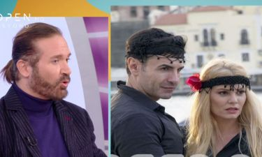 Γιώργος Βάλαρης: «Είχα σκεφτεί τον Νάσο Παπαργυρόπουλο για τον ρόλο του Δημήτρη Παπαμιχαήλ»
