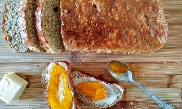 Muesli Bread από τον Γιώργο Τσούλη- Πρέπει να το δοκιμάσεις