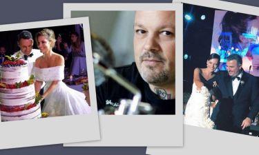 Δημήτρης Σκαρμούτσος: Αποκαλύπτει πώς βίωσε τους γάμους Μενούνος και Ρέμου στους οποίους μαγείρεψε!