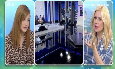 Ροζάνα Κουτσούκου: «Δεν μου αρέσει η προσωπικότητα της Εύης Ιωαννίδου, δεν πιστεύω και ότι έχει...»