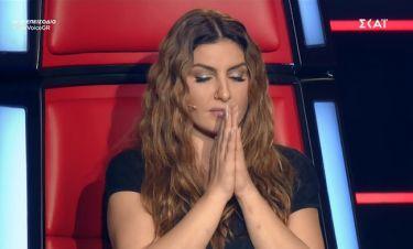 The Voice: Σε δύσκολη θέση η Έλενα Παπαρίζου- Τι ζήτησε από τους coaches;