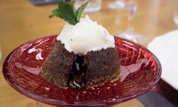Moelleux (lava cake)