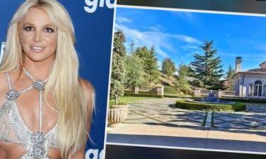 Εκκενώθηκε και το σπίτι της Britney Spears λόγω της πυρκαγιάς!