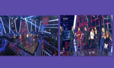 The Voice: Στήθηκε πάρτι! Ανέβηκαν οι coaches στη σκηνή και χόρευαν σε ξέφρενους ρυθμούς