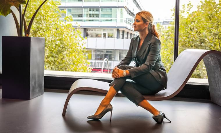 Η καλλονή Πρώτη Κυρία της Τσεχίας που… σαρώνει στο instagram