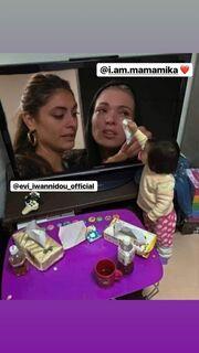 Η αντίδραση του συντρόφου της Μικαέλας Φωτιάδη μετά το διαδικτυακό τρολάρισμα που υπέστη