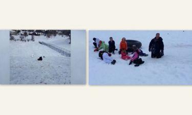 Σου αρέσει το σκι ή η τσουλήθρα στο χιόνι; Πάρε μερικές ιδέες!