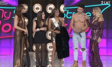 My Style Rocks Gala: Ο ημίγυμνος χορευτής αναστάτωσε την Σπυροπούλου!