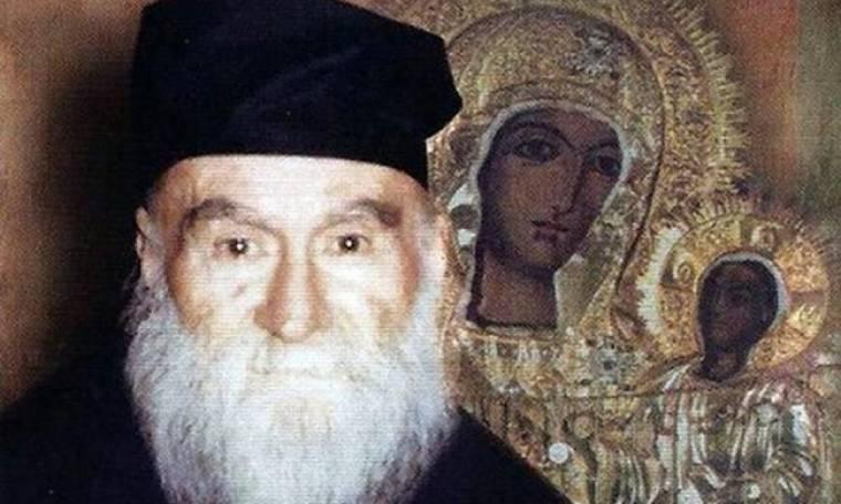 """O αντίχριστος έχει γεννηθεί"": Αποκάλυψη της Παναγίας στον γέροντα Βησσαρίωνα"