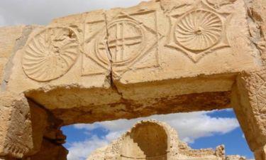 Πορτραίτο του Χριστού 1.500 ετών ανακαλύφθηκε στην έρημο Νεγκέβ