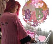 Πηνελόπη Αναστασοπούλου: Πήρε εξιτήριο τέσσερις ημέρες μετά τη γέννηση της κόρης της