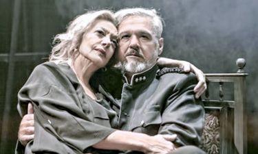 Δήμητρα Χατούπη: «Η μικρή οθόνη με έφερε πιο κοντά στον κόσμο. Αλλά το θέατρο... είμαι εγώ»