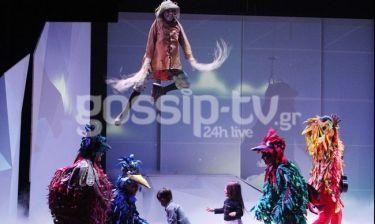 Επίσημη πρεμιέρα της παράστασης «Το Όνειρο του Σκιάχτρου»: Ποιους είδαμε εκεί;