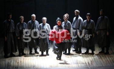 «Ο ορφανός Τζάο» έκανε πρεμιέρα στο Εθνικό Θέατρο