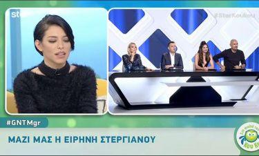 GNTM: Η Ειρήνη Στεριανού αποκαλύπτει τι συνέβη στο σπίτι μετά την αποχώρηση της Μέγκι