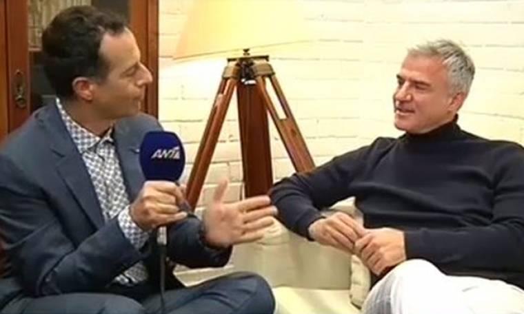 Δημήτρης Αργυρόπουλος: Οι δυσκολίες που αντιμετώπισε και ο λόγος που έτρωγε ξύλο