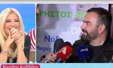Βασίλης Καλλίδης: Αποκάλυψε πώς έχασε επτά κιλά
