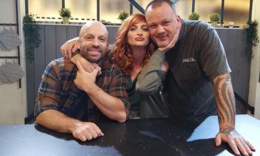 Σκαρμούτσος – Φουντούλης: Μιλούν για την εκπομπή τους «Food 'n' Friends»