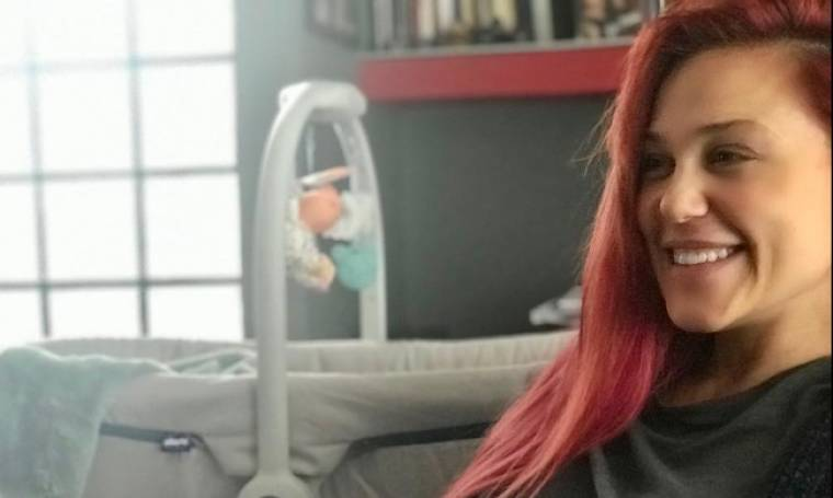 Πηνελόπη Αναστασοπούλου: Γύρισε σπίτι της μετά τη γέννα! Οι πρώτες εικόνες και το τρυφερό μήνυμα
