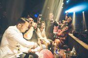 Καρράς-Παπαδοπούλου-Χρύσπα: Διασκέδασαν στον Ηλία Βρεττό